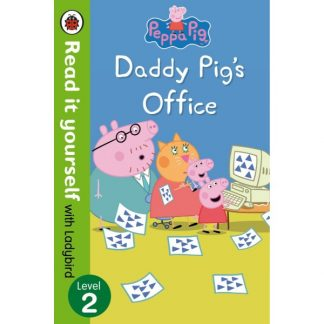 Ladybird - Peppa Pig: Daddy Pig's Office