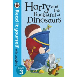 Ladybird - Harry and the Bucketful of Dinosaurs