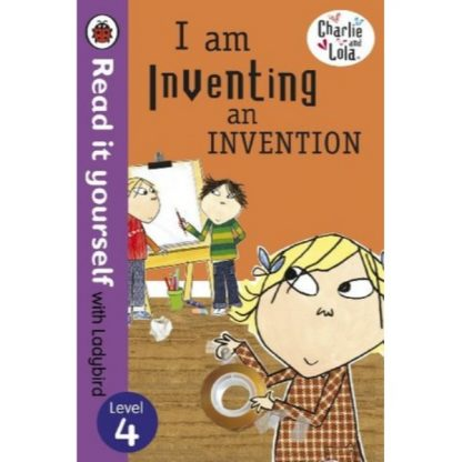 Ladybird - I am Inventing an Invention