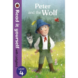 Petern and the wolf Ladybird